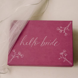 hello-bride box